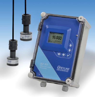 Greyline DLT 2.0 Differential Level Transmitter - for use in WWTP - from Fiberman