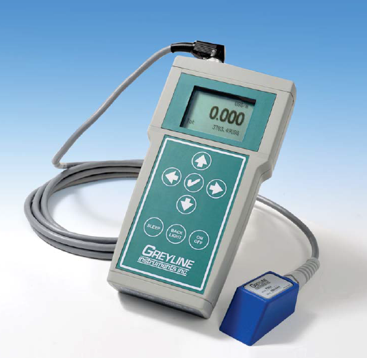 Greyline PDFM 5.1 Non-Contacting Doppler Flow Meter