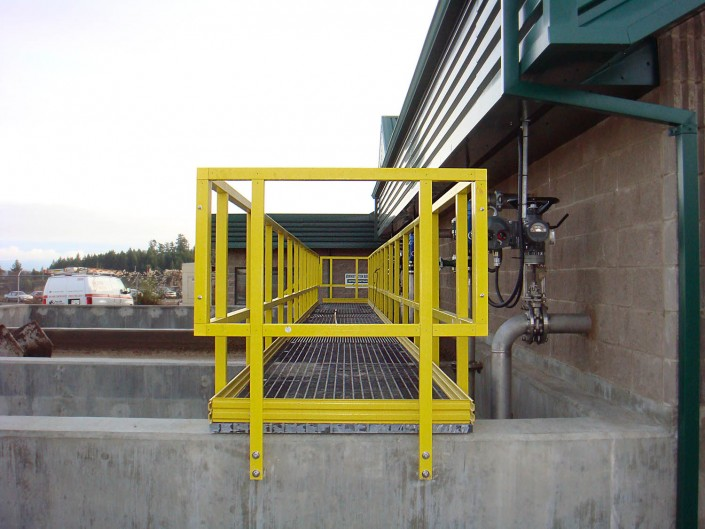 FRP for WWTP
